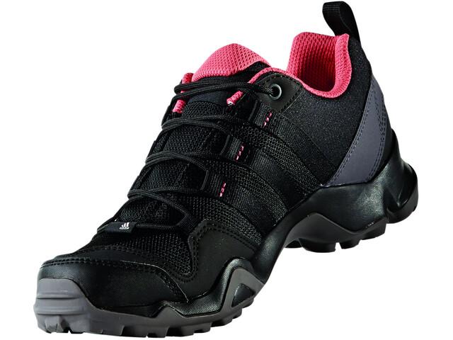 Bailarín vagón Ligadura  adidas TERREX AX2R Zapatillas Outdoor Mujer, core black/core black/tactile  pink | Campz.es